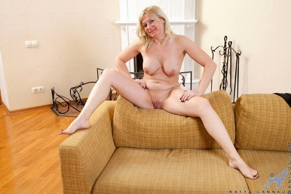 Blonde Mature Russian Women